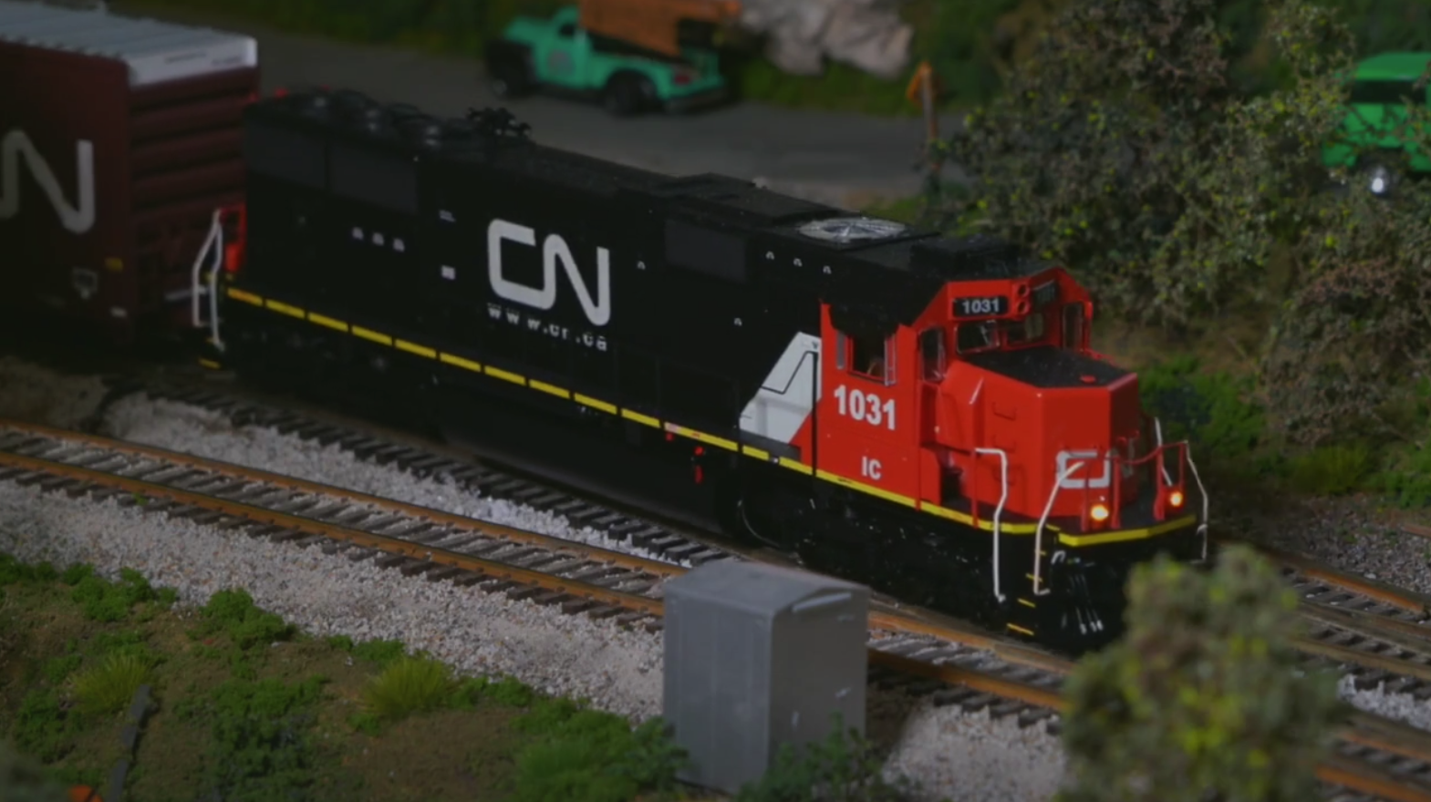 The HO Scale Athearn Genesis F Unit Series