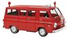 Brekina HO 93439 1964 Dodge A 100 Passenger Van, Fire Department #5