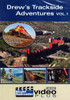 Kalmbach Publishing DVD 15308 Drew's Trackside Adventures, Volume 1 (d)