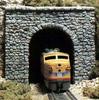 Woodland Scenics HO C1255 Random Stone Single Track Tunnel Portal