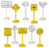 Bachmann HO 42204 Railroad and Street Signs (24)