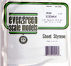 Evergreen Scale Models 4516 Sidewalk 1/4""