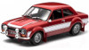 Greenlight Collectibles O 86066 1974 Ford Escort RS 2000, Red/White