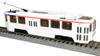 Imperial Hobby Productions HO 8706P Kawasaki Single-End LRV Powered Trolley, SEPTA (Phase 3) #9054 (2-Rail DC)