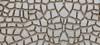 "Heki HO 70062 Foam Wall Material, Random Gray Flagstone 11.25"" x 5.75"" (2-Pack)"