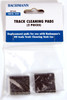 Bachmann HO 16949 Track Cleaning Replacement Pads (2)