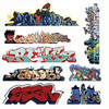 Blair Line HO 2246 Graffiti Decals Mega Set, Set #3 (8)