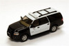 River Point Station HO 536760789 2007 Ford Expedition EL, SSP Emergency SUV with Light Bar and Black Push Bar (Black/White)