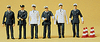 Preiser HO 10422 Policemen Era III (6)
