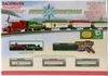 Bachmann N 24017 Spirit Of Christmas Electric Train Set with E-Z Track