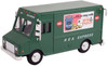 American Heritage Models O 48002 Delivery Step Van, REA Express (Green)
