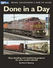 Kalmbach Publishing Softcover Book 12458 Done in a Day