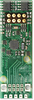Digitrax HO DH165L0 Plug-N-Play Mobile Decoder for Life-Like, GP-7, SD60 and others with Life-Like Medium Plug Arrangement (Accepts SFX Sound Bug Sound Modules)