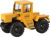 Brekina HO 13702 1975 Mercedes-Benz Trac 800 Farm Tractor, Starmada Zublin (Yellow) (d)