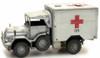 Artitec HO 387.195 Dutch DAF YA 126 Red Cross Truck UNIFIL