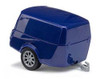 Busch HO 44992 Clevertrailer, Blue