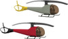 Lionel O 6-37112 Lionel Helicopter Accessory (Set of 2)