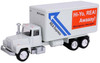 American Heritage Models O 50012 Delivery Truck, REA Express (Gray) (1:50)