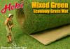 """Heki 4002 Mixed Green Grassmat (29-1/2"""" x 39-1/4"""")"""