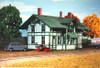 American Model Builders HO 111 Farber Depot Kit