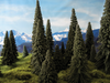 """Grand Central Gems T5 Pine Trees, 7"""" (3)"""