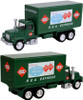 American Heritage Models O 50011 Delivery Truck, REA Express (Green) (1:50)
