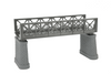 MTH HO 80-1043 Girder Bridge Kit, Silver