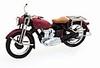 Artitec HO 387.05-RD UK Triumph Motorcycle, Red