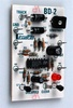 Circuitron 800-5502 BD-2 Block Occupancy Detector