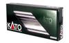 Kato N 1068002 Amfleet I (Phase VI) 2-Car Set A, Amtrak (Coach/Coach)