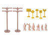 Bachmann HO 42104 Layout Accessories Assortment