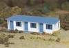 Bachmann Plasticville O 45616 Motel Kit