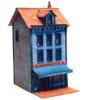 Carolina Craftsman Kits HO 1625 A. Monnette and Son Four-Story Store Kit (d)