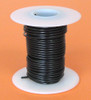 A.E. Corporation 20BK-25S 20 GA Black Hook-Up Wire, Solid 25'
