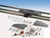 Kibri N 37755 Station Platform Accessories