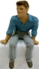 Arttista Accessories O 1151 Sitting Young Man