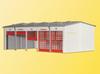 Kibri HO 39219 Fire Department Garage Kit