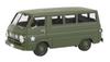 Brekina HO 34312 1964 Dodge A 100 Passenger Van, US Army