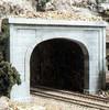 Woodland Scenics HO C1256 Concrete Double Track Tunnel Portal