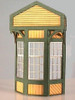 "American Model Builders HO 337 ATSF ""Stand Alone"" Bay Window for Rural Stations"