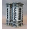Custom Model Railroads HO 091 Railroad Headquarters Building Kit