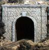 Woodland Scenics HO C1253 Cut Stone Single Track Tunnel Portal