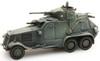 Artitec HO 387.128 Dutch Landsverk L-181 M36 Armored Car, Mobilisatie