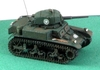Animek Models Z AM-3001 M3 Stuart Tank with M5A1 Turret Kit