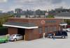 Walthers Cornerstone HO 933-3539 Gas Station Car Wash Kit