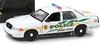 Greenlight Collectibles O 86508 Miami Dade 2003 Ford Crown Victoria Police Interceptor, CSI Miami 2002-2012, Limited Edition (1:43)