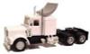 A-Line HO 50021 Tractor Truck Sleeper, Silver Spoiler Wing (2)