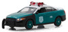 Greenlight Collectibles O 86094 2014 Ford Police Interceptor Sedan, New York City Police Department (Vintage Scheme) (1:43)
