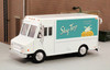 American Heritage Models O 48073 Delivery Step Van, Sky Top Potato Chips