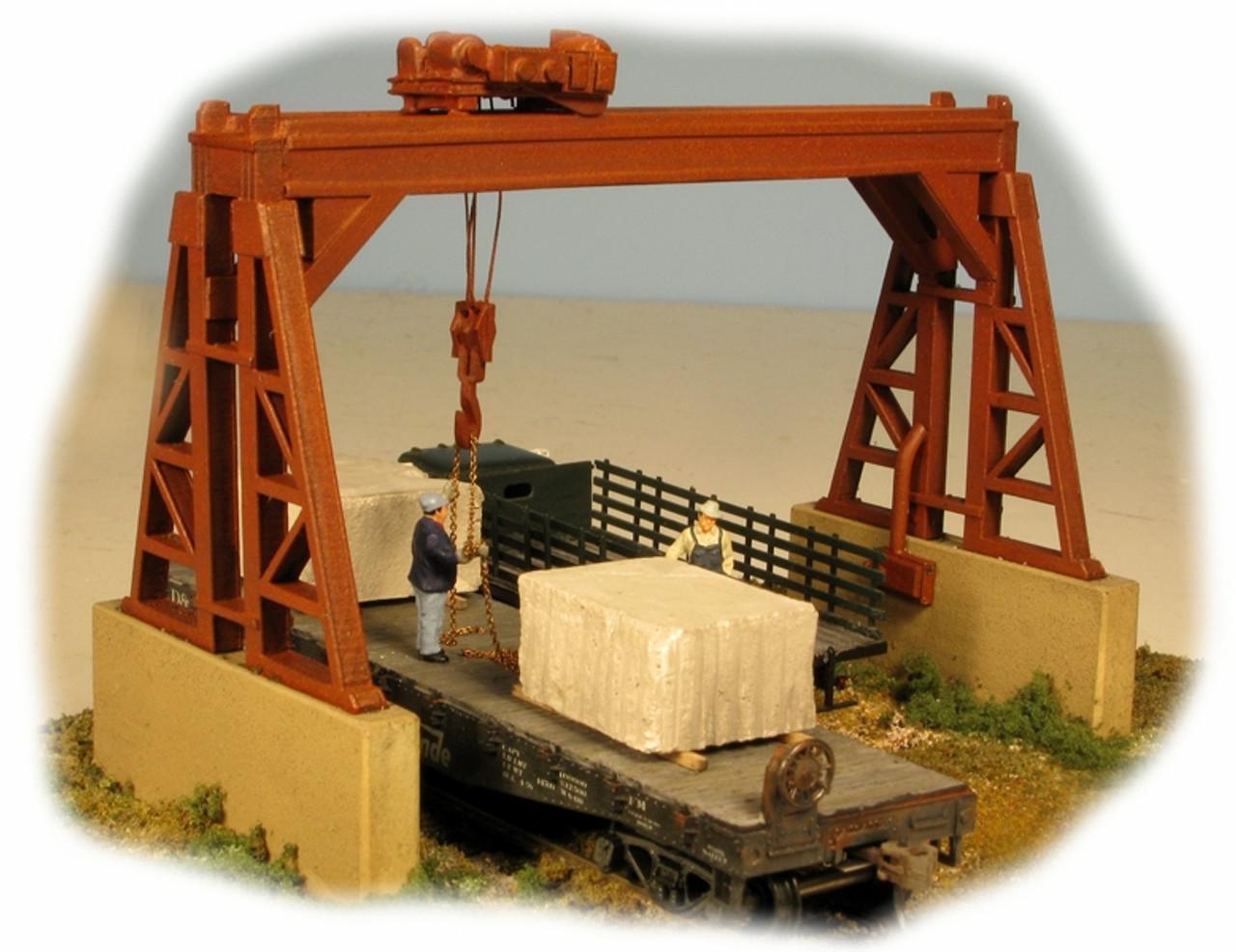 Monroe Models HO 2301 Overhead Gantry Crane Kit